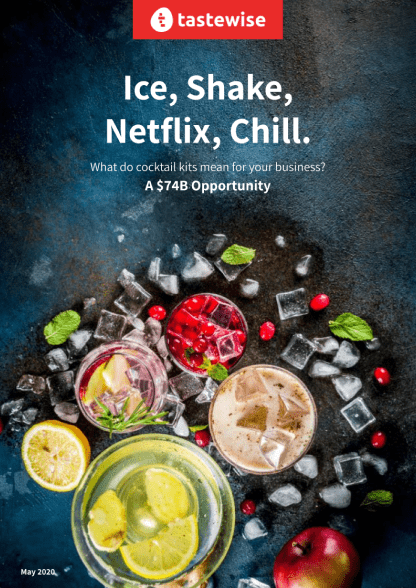 Ice, Shake, Netflix, Chill: Cocktail Kit Trends Cover