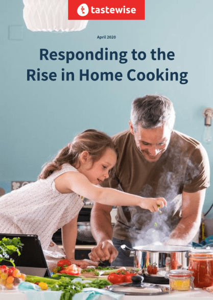Responding to the Rise in Home Cooking Cover