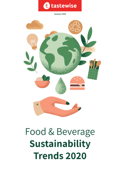 Ready to create sustainable food and beverage products in 2020, backed by real-time data?