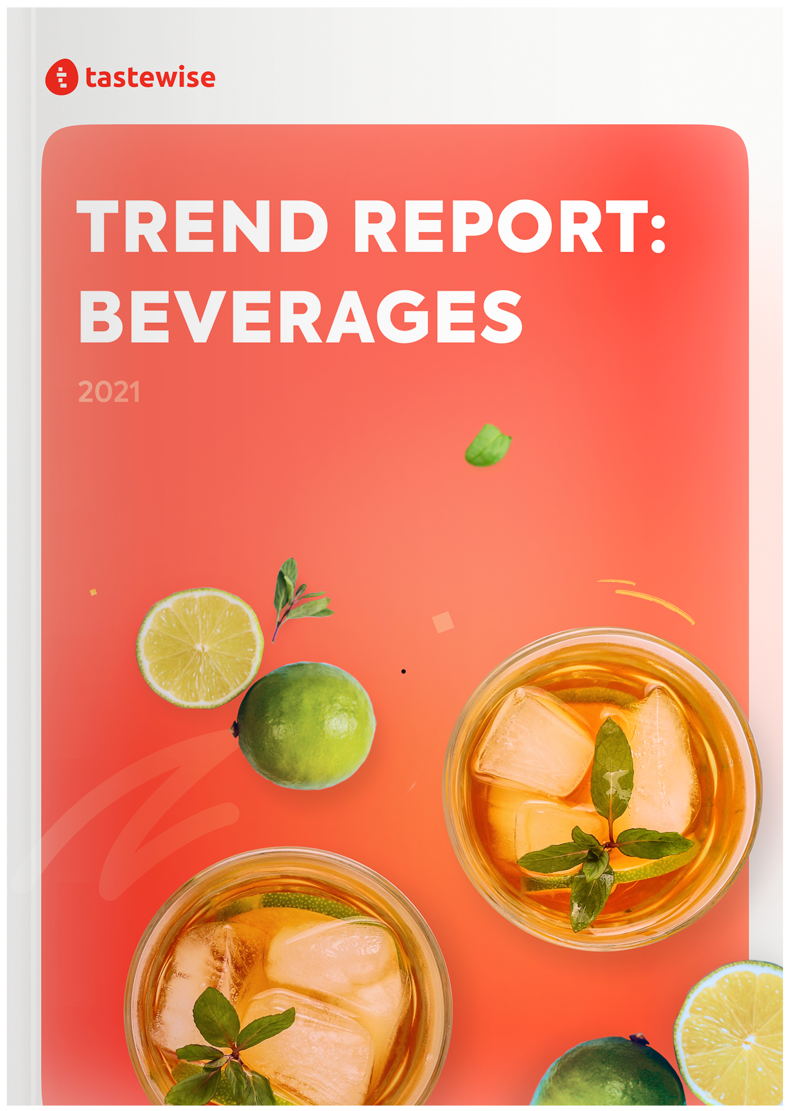 Trend Report: Beverages Cover