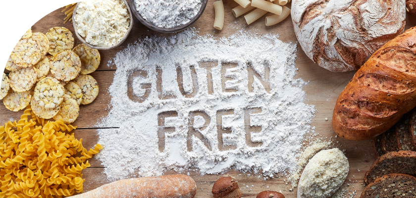 Gluten-free, stress-free: functional benefits and the rise of gluten-free