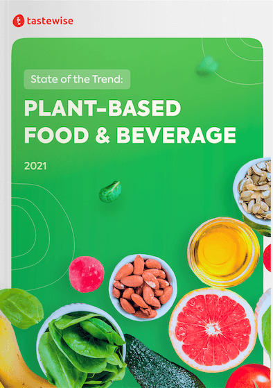 State of the Trend: Plant-based Food & Beverage Cover
