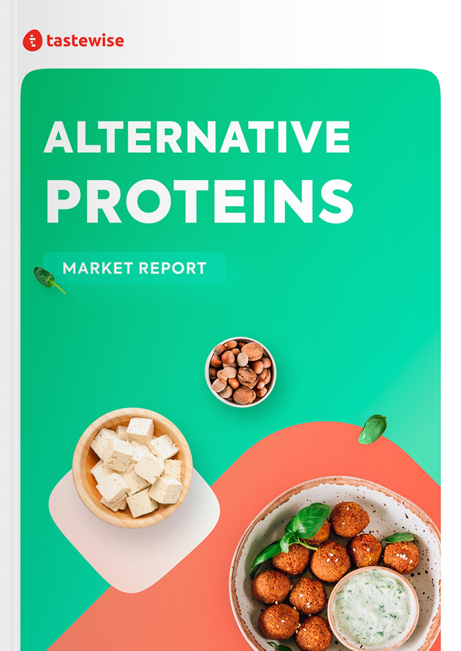 Market Report: Alternative Proteins
